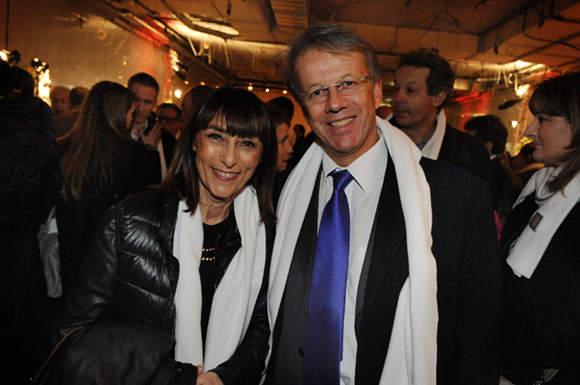 26. Sophie Turion et Denis Roussillat (France Telecom Orange)