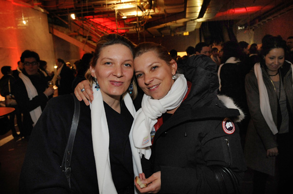 27. Elsa Rigaud et sa sœur Marie Rigaud-Bernollin (Printemps de Pérouges)