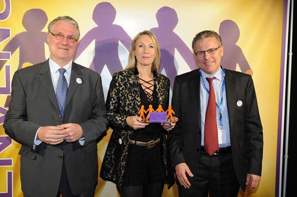 28.  Benoit Desteract (LCL), Nathalie Chaize et Jean-Luc Duflot (LCL)