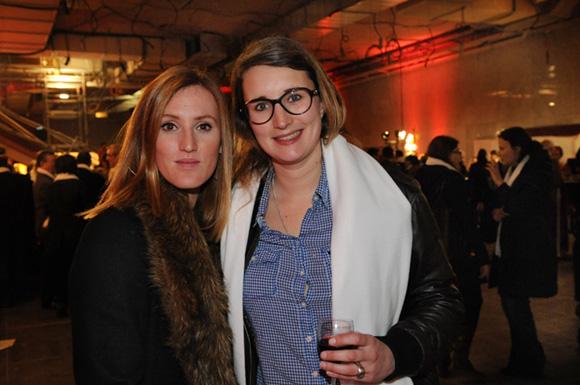 28. Cécilia Riehm et Maryll Guilloteau, attachée parlementaire