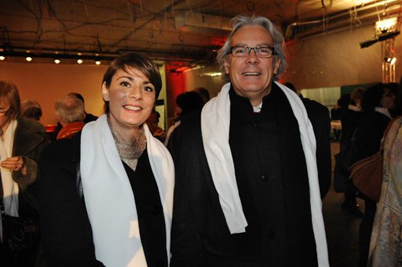 29. Sabine Leduc et Bernard Buffard (La Sphère des possibles)