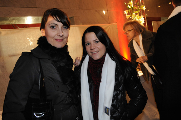 30. Sonia Ayme (ISCOM) et Agnès Fernandez (Opac du Rhône)