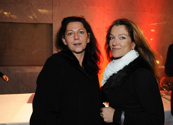 33. Sylvie Perret (Agence Sylvie Perret) et Nathalie Mermet (Biotech Info)