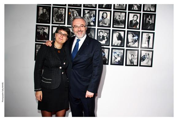 34. Elodie Humeau et Erick Roux de Bezieux (Syntagme)