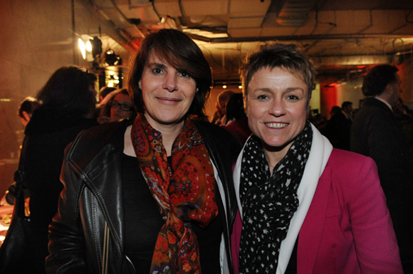 35. Sophie Suc (Kem One) et Helene Badon-Murgue (Sanofi)