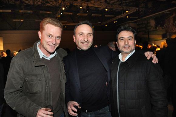 37. Lionel Carre (Nexity), Richard Drevet et Christophe Bauvey (Bauvey Immobilier)