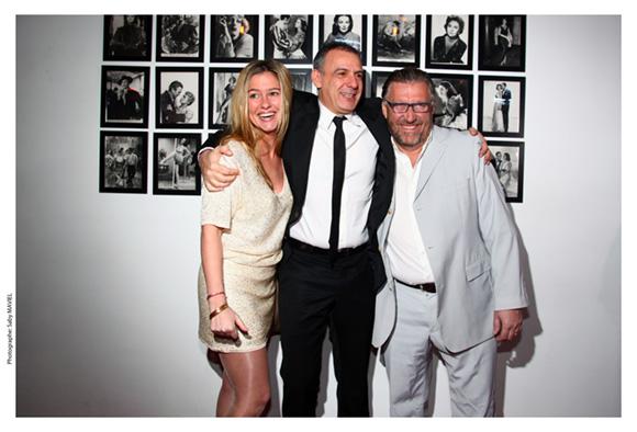 37. Axelle, Philippe Giangreco et Thierry Bonnet (Temps libre)
