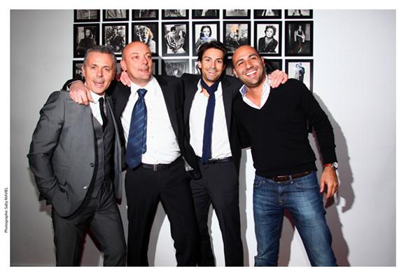 39. Philippe Montanay, Jean-François Savoye, Philippe Rejany et Guillaume Guttin