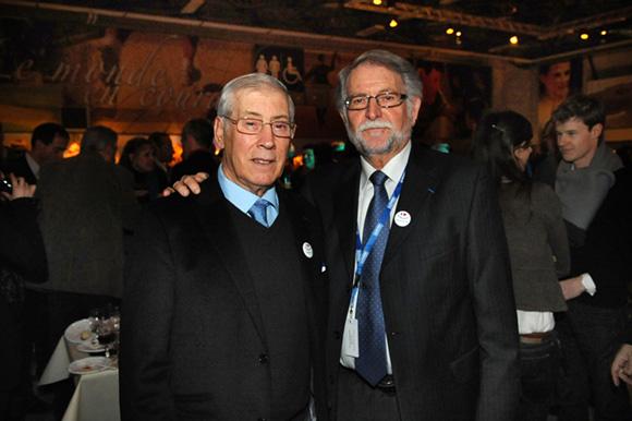 44. Joseph Antolinos (CAL) et Jo Reina (CGPME)