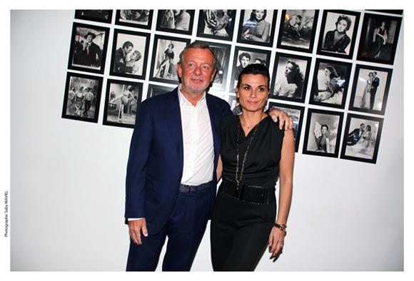 44. Jean-Claude et Delphine Lavorel