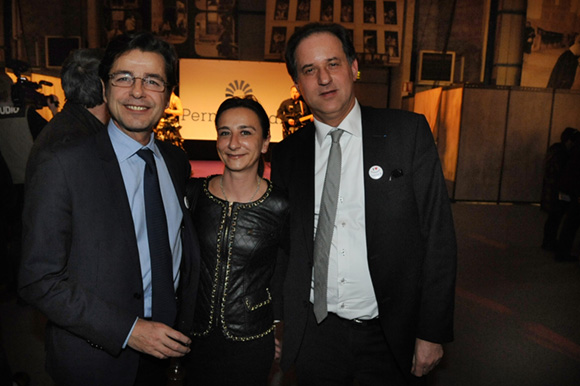 49. Emmanuel Hamelin, Olivia et Bruno Tarlier (Fruiti Bar)