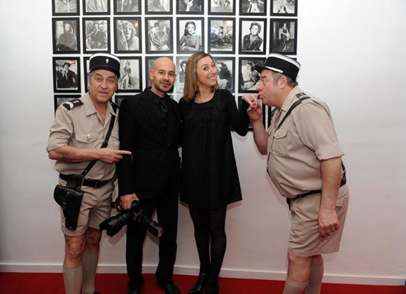 49. Gamel, les photographes Saby et Val, Foucher