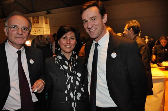 51. Jean Baligand, Christelle Poirier (La sphère des possibles) et Michel Havard