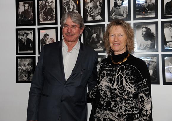 53. Dominique Largeron et son épouse