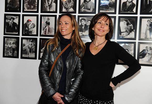 56. La photographe Patricia Faure et Isabelle Salomon (Région Rhône-Alpes)