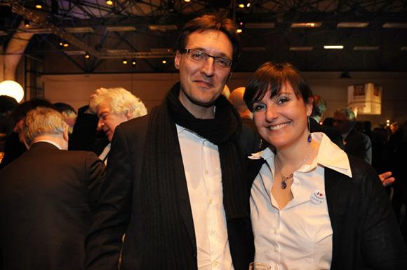 58. Eric Lafond (Pass) et Isabelle