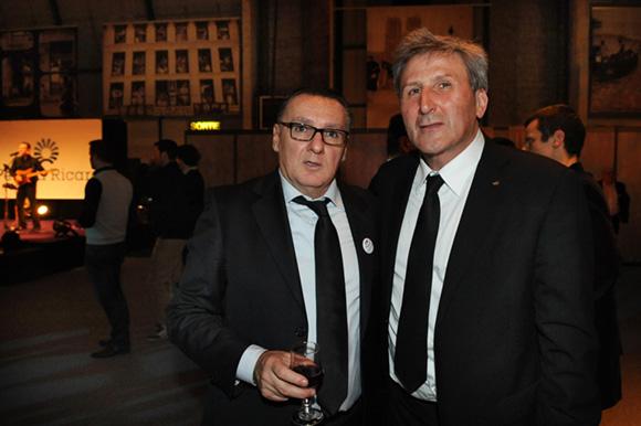 59. Marc Jean (Le Progrès) et Alain Trescartes (LCL)