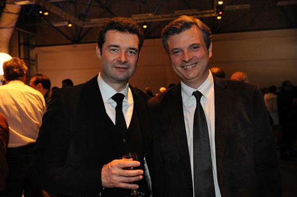 61. Franck Morize (CGPME) et Jacques Maureau  (Ordre des experts comptables)
