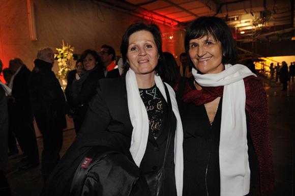 6. Marie-Anne Maire (SNCF) et Jacqueline Boller