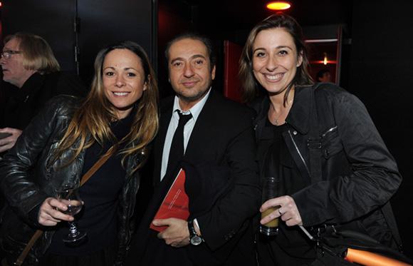 70. Patricia, Patrick Timsit et Valérie