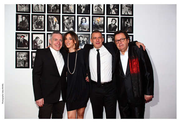 7. Stéphane Casez, Marion Gervais et Philippe Giangreco et Philippe Vorburger