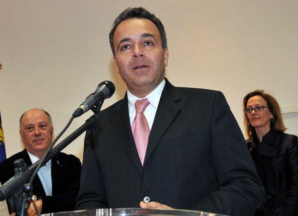 Municipales 2014. Denis Broliquier se voit tête de liste pour l'UDI à Lyon