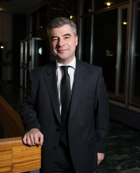 Eric Lesage nommé vice-président du Directoire de la Banque Rhône-Alpes