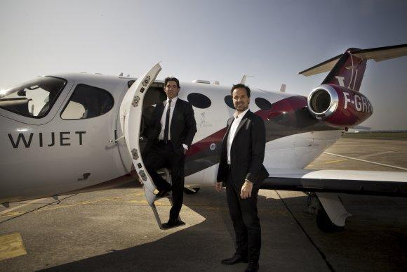 Lyon-Bron. Votre jet privé disponible en deux heures