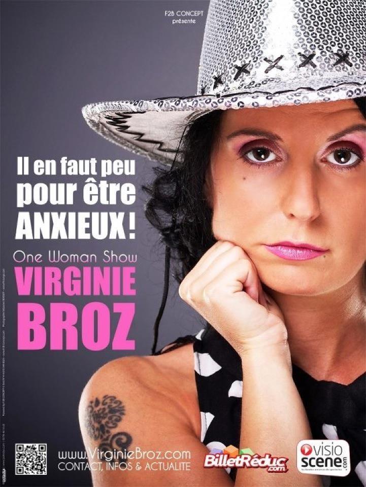 « Il en faut peu pour être ANXIEUX ! » Virginie Broz en résidence à Lyon