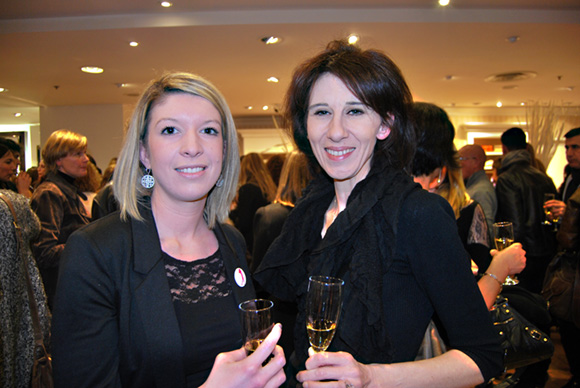 3. Bertille Bourbon et Frédérique Bernard-Sablière (Les Audacieuses)