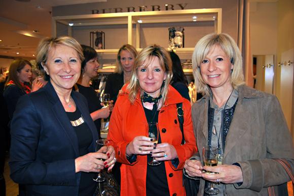 4. Jocelyne Perin (Events communication – Salon Women), Véronique Roussel (Tout Lilou) et Sylvie Godin (Lissandre)