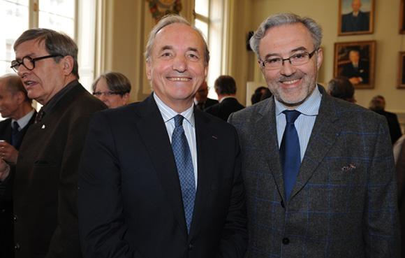 Bruno dufour consul honoraire de l equateur for Cci luxembourg
