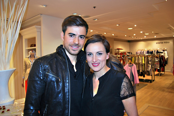 12. Sandro (agence Glady's Models) et Sabrina (Printemps)