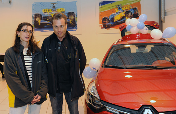 13. Anne-Sophie Boisserin et Stéphan Viale (Renault Brignais)