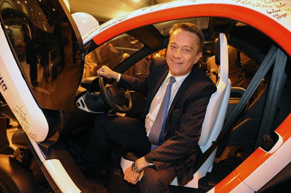 17. Bruno Deschamp, président de la Banque Rhône-Alpes