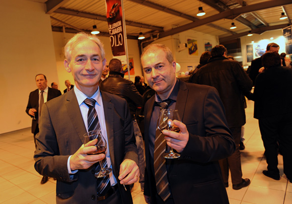 21. Claude Berthier (Renault Givors) et Michel Biscot (Renault Lyon Ouest)