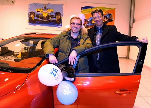 24. Franck Mollon (Decobois Lyon) et Didier Bony (Renault St Chamont)