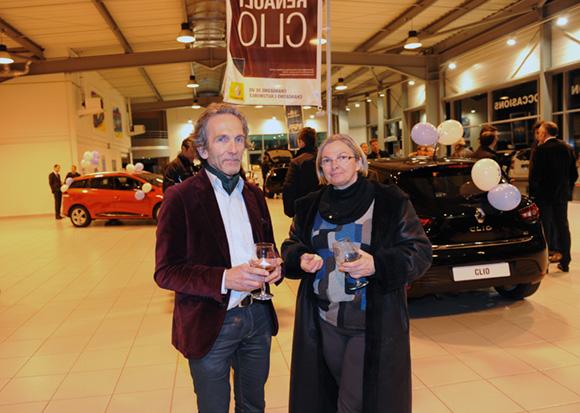 27. Jean-François Gagneur et Brigitte d'Aniello-Rosa (Mairie de Givors)