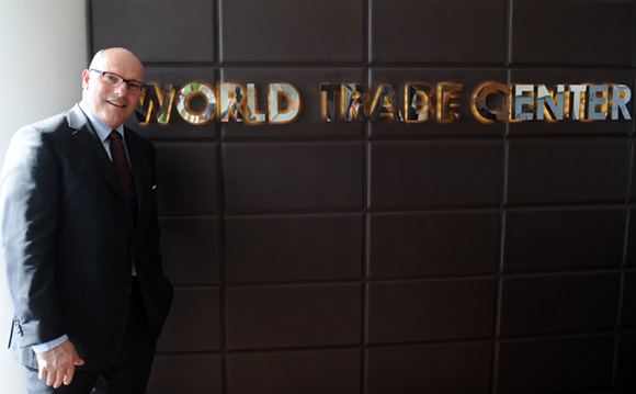 41. Didier Caudard-Brelle, président du World Trade Center