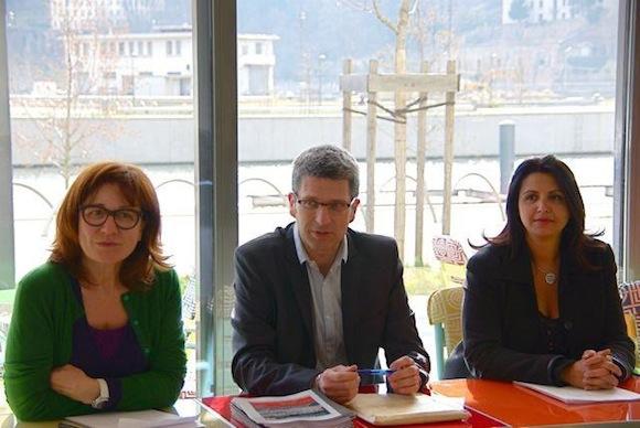 Municipales 2014. L'UDI présente un pré-projet pour Lyon