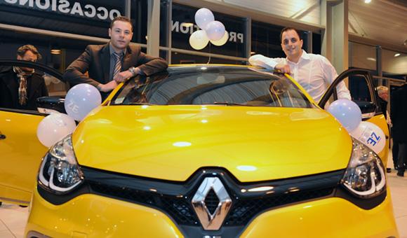 6. David Zerbib et Jérémy Dahan (Renault Lyon Ouest)
