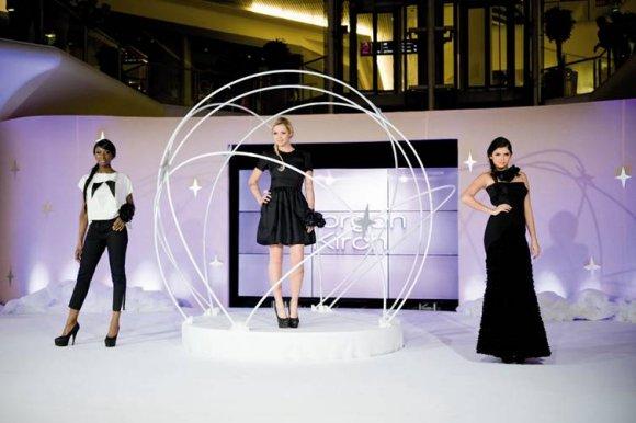 Part-Dieu. Fashion Week avec le Village des Créateurs