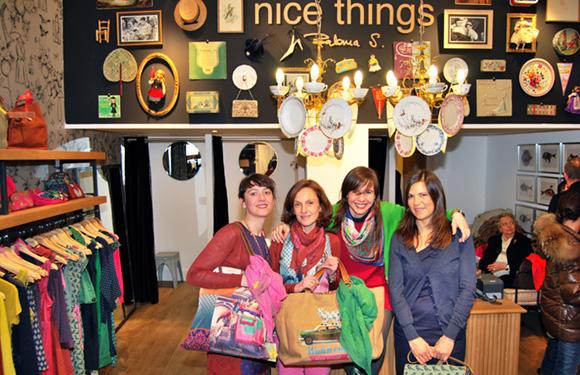 Nice things Paloma S. Inauguration de la boutique lyonnaise