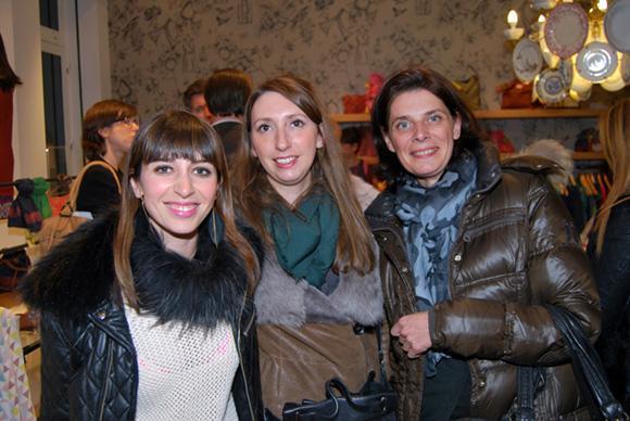 10. Anne-Laure Grasso (Oh my shoes), Fanny Roux (Poppet) et Virginie Goy