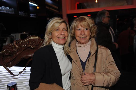 10. Brigitte Lhermet (Club Med) et Jo