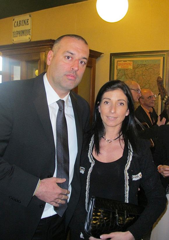 10. Philippe et Karine Bernachon