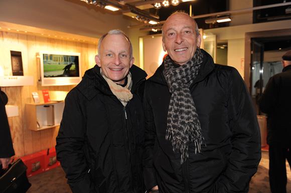 11. Philippe Brachet (Air France) et Mik Hummel