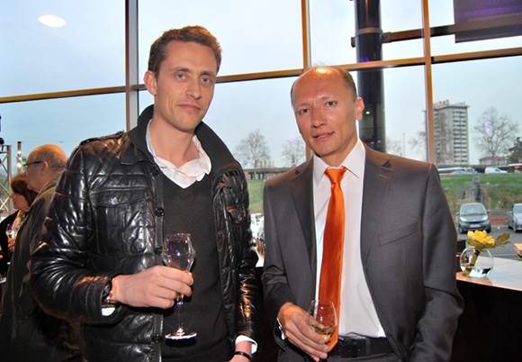 12. Nicolas Ribs et Pierre Caburet (Mercedes-Benz)