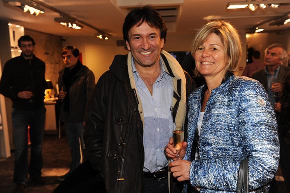 14. Daniel Bachellerie et son épouse Catherine