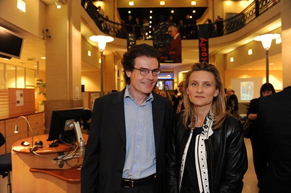 15. Michel Andraud (K2 Managers) et maître Sandrine Capsalas